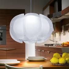 Esszimmer Lampe Ebay Pendel Leuchte Küche Lampe Hängeleuchte Decken Beleuchtung Weiß