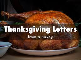 thanksgiving letters thanksgiving letters by salleeclark