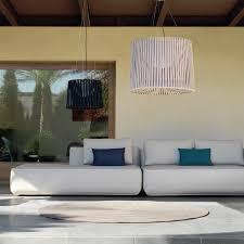Outdoor Designer Lighting Oh Woven Suspension L By Expormim Interior Design