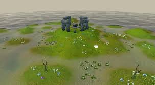 Runescape 2007 World Map by Runescape Nature Rune Altar Popular Nature 2017