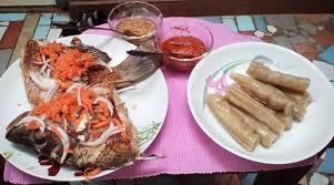 bonne cuisine camerounaise au cameroun quand on veut manger on mange