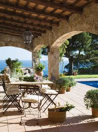 Mediterranean Backyard Landscaping Ideas by 30 Lovely Mediterranean Outdoor Spaces Designs