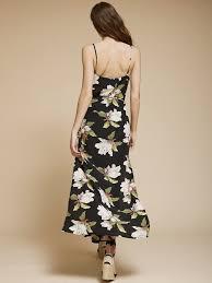 Long Island Maxi Dress With Side Slits U2013 Cristov Llc