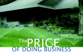 landscape maintenance comparing prices over the years