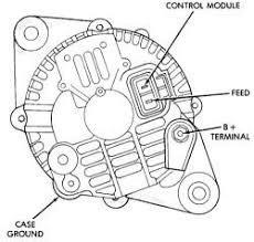 vw alternator wiring diagram wiring diagram byblank