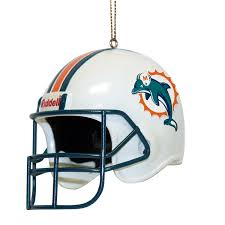 miami dolphins helmet ornament miami dolphins fashion style