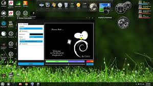 Resuming Windows Be Cool Theme For Windows 7