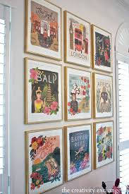 Wall Frames Ideas Painting Picture Frames Ideas U2013 Alternatux Com