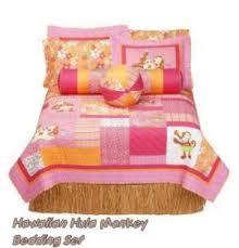 Girls Hawaiian Bedding by Kathleen Alcala April 2009