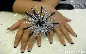 rayleigh nails spa salon professional nail care