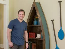 How To Make Wooden Shelving Units by How To Build A Lake Inspired Boat Shelf How Tos Diy