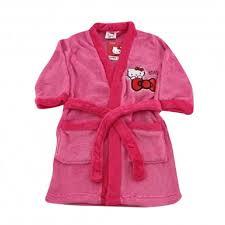 robe de chambre hello peignoir robe de chambre hello taille de 3 à 8 ans
