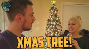 decorating our christmas tree vlog youtube