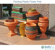 Flower Pots - best 20 plastic flower pots ideas on pinterest diy bird bath
