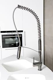 exquisite kitchen faucets merge italian design with elegant aesthetics