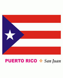 puerto rico flag coloring pages kids color print