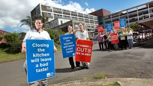 port kembla hospital kitchen to close illawarra mercury
