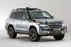 suv toyota 2017 toyota land cruiser trd and ever better lc200 show two sides of