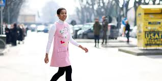what wear a interview in fashion grazia