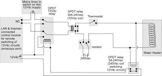 controlling my office water heater electronics forums and wiring