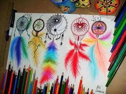 dreamcatcher tattoo sketches dream catcher in middle minus the