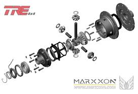 lexus is300 differential fluid tre air locker marxxon peugeot citroen rear axle train arrière