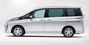 mazda new van mazda biante i stop smart edition ii and navi special models on