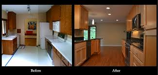 Kitchen Improvement Ideas by Before After Kitchen Remodel Amazing Before And After Kitchen
