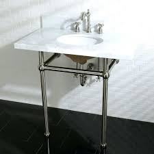 single sink console vanity bathroom sinks single sink console apothecary sink medium size of