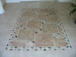 kitchen floor tile patterns chevron pattern layout in small