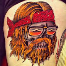 local profile josh howard of pioneer tattoo bleader