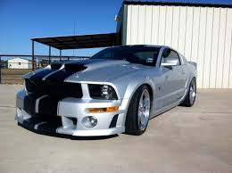 mustang 2006 for sale 2006 ford mustang roush for sale rockwall