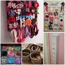 hair accessories organizer how to organize hair accessories never lose hair elastics again