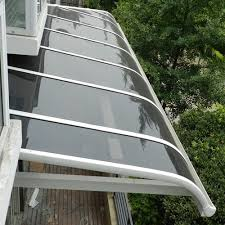 Wind Out Awning Cheap Block Out Rain And Sun Polycarbonate Sheet Awning With Sun