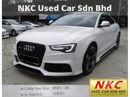 audi t5 search 374 audi a5 cars for sale in malaysia carlist my