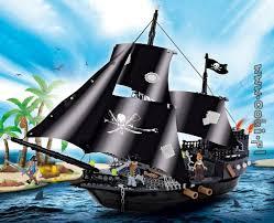 pirate ship pirates for kids wiek cobi toys