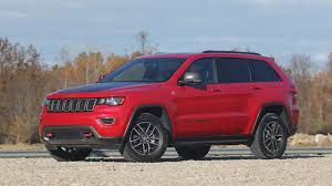 red jeep 2017 2017 jeep grand cherokee trailhawk review seriously capable