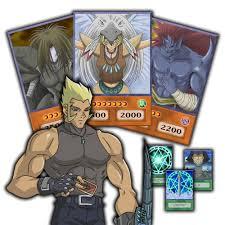 rafael anime style deck