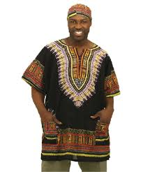 amazon com traditional print unisex dashiki many colors