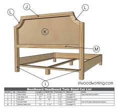 King Size Platform Bed Woodworking Plans by Best 25 King Bed Headboard Ideas On Pinterest Diy King Bed