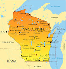 Lacrosse Wisconsin Map by Wisconsin Cna Programs And Requirements
