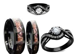 camo wedding rings his and hers best 25 camo engagement rings ideas on camo rings