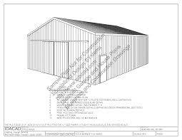 tarmin 40 x 60 pole barn plans free