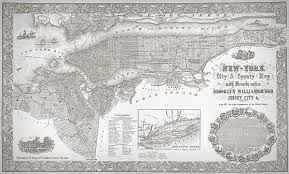 Pottery Barn New York City Pottery Barn Inspired New York Tiled Map Diy Hometalk