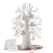 wishing tree wooden wishing tree guest book alternative kudos