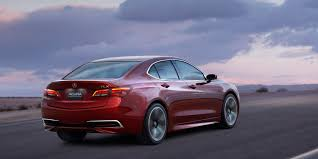 Acura Tl Redesign Acura Tlx Chapman Acura Blog