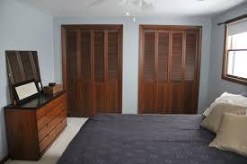 Wood Closet Doors Bi Fold To Faux Shiplap Closet Doors Bright Green Door