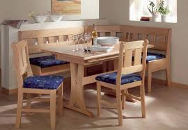 Kitchen Table With Bench Seating And Chairs - kitchen exquisite cool corner booth kitchen table with storage
