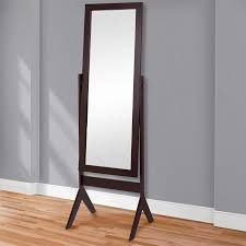 best choice products cheval floor mirror bedroom home furniture