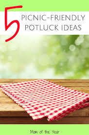 5 picnic friendly potluck dishes the mom of the year